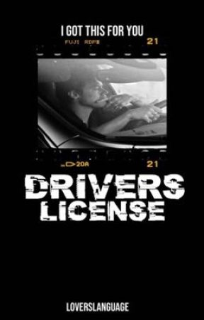 DRIVERS LICENSE [H.S] by loverslanguage