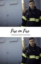 Fire on Fire - Evan Buckley by theeesecretfangirl