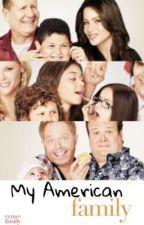 My American Family  (modern family) by mofy_pritchett
