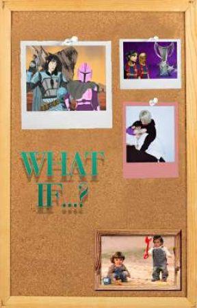 What If..? - Albalia by purple_lightning22