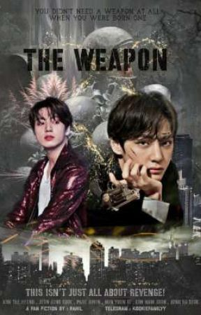 The Weapon-Vkook ver🌱🖤 by Rahiiil_r
