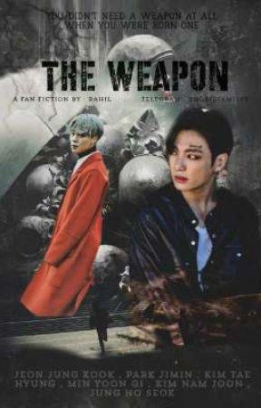 The Weapon-Kookmin ver 🌱🖤 by Rahiiil_r