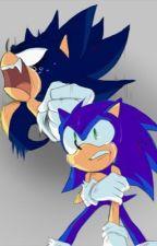 Sonic traicionado por sus amigos  by randyssjblue