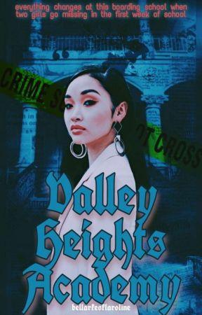 Valley Heights Academy - original by bellarkesklaroline