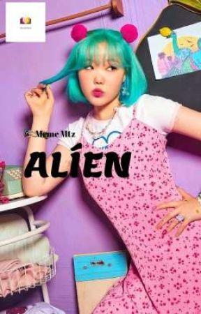 ALÍEN  by MemeMtz1