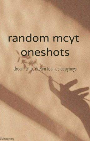 random mcyt oneshots by sleeepymeg
