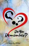 Do You Remember? cover