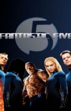 Fantastic Five || Johnny Storm by ACourtOfStories