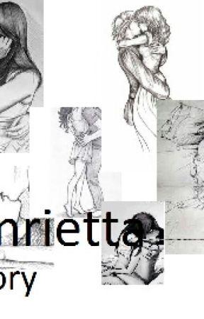 El libro Henrietta by AlexandraSimon2101