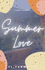 Summer love - Lando Norris by f1_fanwriter