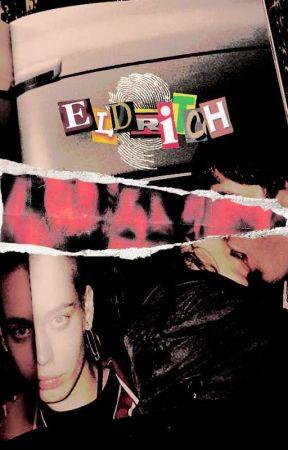 eldritch, graphic shop (closed!) by simpforleovaldez