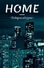 Home [Naegamigiri Oneshot Collection] by fishpocalypse