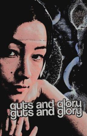 Guts & Glory, stefan salvatore  by bloodlupins
