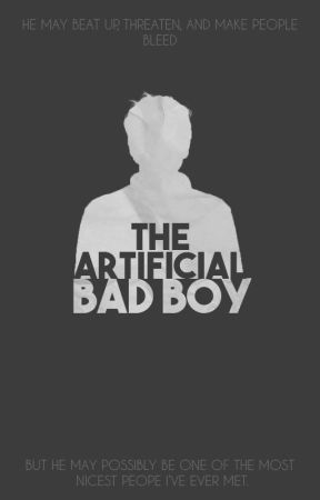The Artificial Bad Boy  by CrazyMoments