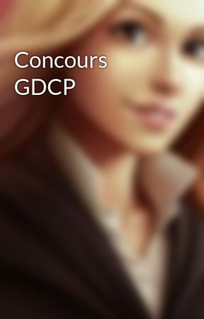 Concours GDCP by ArchieMaurine