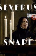 Snape 18+ by simpingforseverus