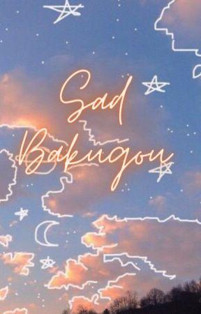 Sad Bakugou ( Discontinued ) by LindsayIzaguirre