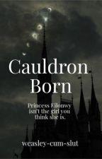 Cauldron Born: A Princess Eilonwy Retelling by weasley-cumslut
