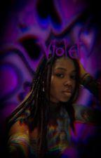 Violet||Stranger Things (Under Editing) by ajisjustbored
