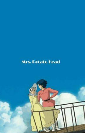 Mrs. Potato Head ♤ LETTERS by oogahboogah
