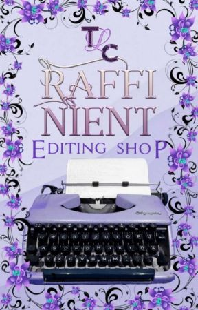 Raffinient Editing Shop || OPEN by TheLavenderCommunity
