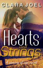 Heart & strings  by clarajoel88