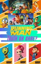 Running man animation truth or dare by WhiteThunder506984