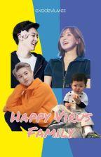 Happy Virus Family  by exodevluvies