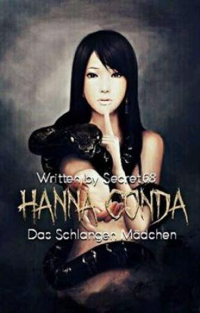 Hanna Conda - Das Schlangenmädchen ; MonstaX by Namjoke