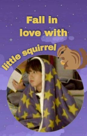 Fall in love with little squirrel by hAnNiE140900