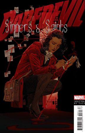 HARPOCRATES ━━ daredevil by -jasontodd