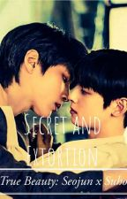 True beauty: Secret and Extortion (Seojun X Suho, Suseo BL) (Complete) by lightlessboy