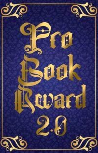 Pro Book Award 2.0 [CLOSE] cover