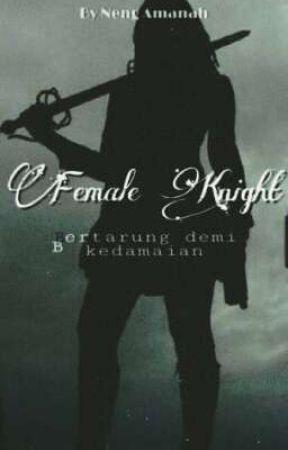 Female Knight  by BonBonnnnnnnn