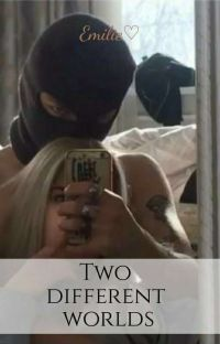 Two different worlds  cover