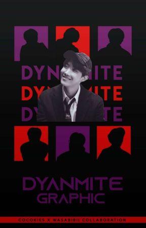 ☆ミ DYNAMITE : 𝐺𝑟𝑎𝑝ℎ𝑖𝑐 by cocokies
