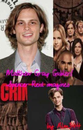 Matthew Gray Gubler/Spencer Reid imagines by Alm344