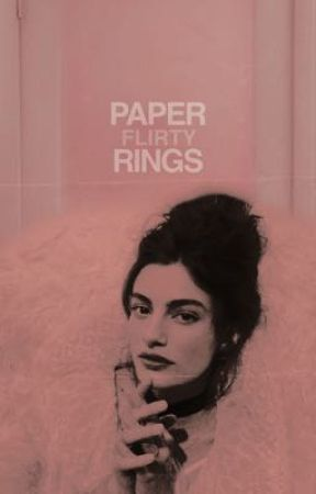 PAPER RINGS, t. chalamet.  by IoverIover
