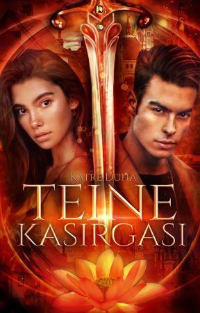 TEİNE KASIRGASI  (LOTUSYA SERİSİ 1)  by katreduha