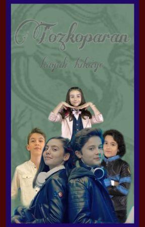 Tozkoparan (Hayalî Hikaye) by MaviAy_Tozkoparan