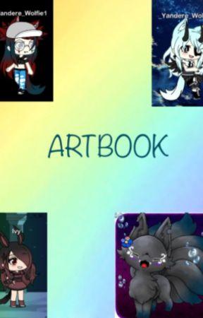 Artbook by _Yandere_Wolfie_