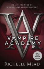 Vampire Academy av cladekingking