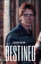 Destined // Fred Weasley by mrsFweasleyy