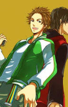 (Fanfic Shinkenger)(Takeru x Chiaki) by NgSong034