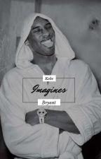 Kobe Bryant Imagines  by weluhhimm
