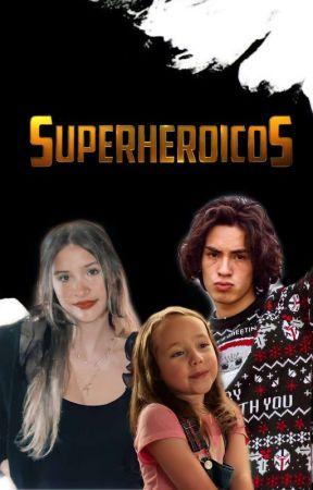 Superheroicos by _danielanoriega_