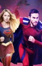Supergirl And Her  Boyfriend by hq2019