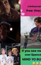 Spencer Reid imagines/ one shots by xo-honey-and-oats