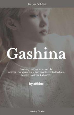 Gashina [Straykids Fanfiction] by aftblue