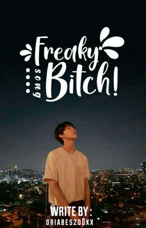 Freaky Bitch . . . || Kim Doyoung by oriabesz00xx